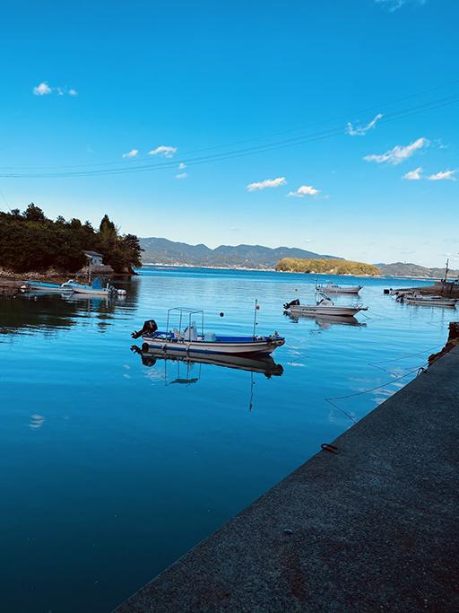 大芝島漁港